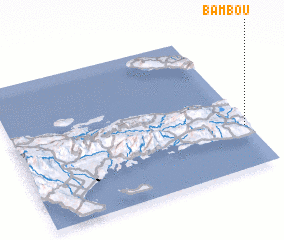 3d view of Bambou
