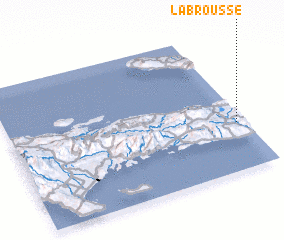 3d view of Labrousse