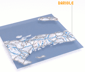 3d view of Dariole