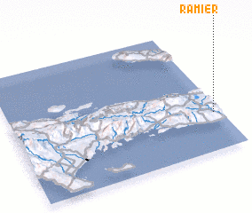 3d view of Ramier