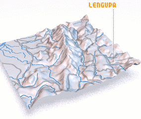 3d view of Lengupa