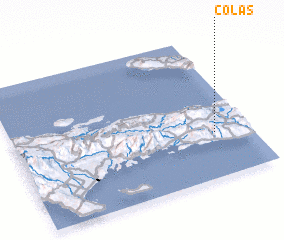3d view of Colas