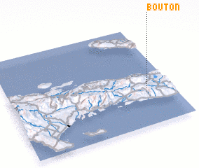 3d view of Bouton