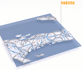 3d view of Nabone