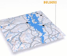 3d view of Beldens