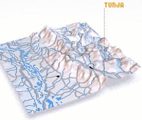 Tunja Colombia Map Nonanet - Tunja map