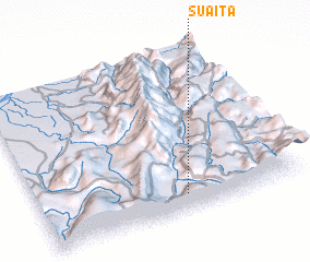 3d view of Suaita