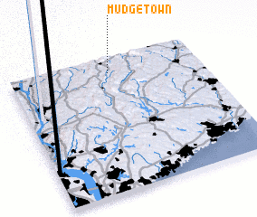 3d view of Mudgetown
