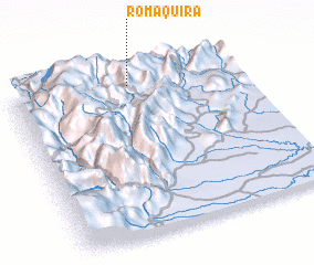 3d view of Romaquira