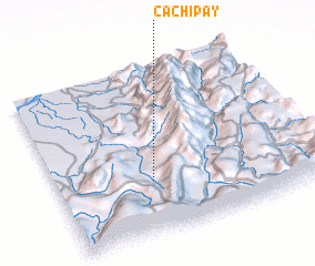 3d view of Cachipay