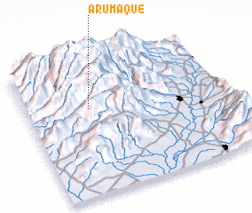3d view of Arumaque