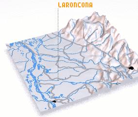 3d view of La Roncona