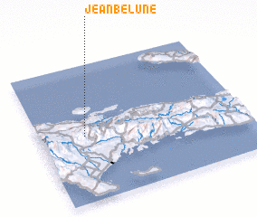 3d view of Jean Bélune