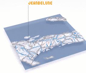 3d view of Jean Bélune