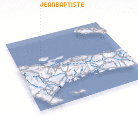 3d view of Jean-Baptiste