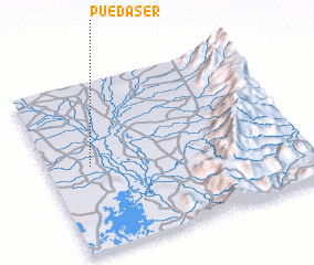 3d view of Puedaser