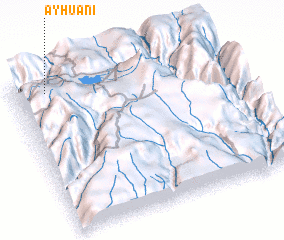 3d view of Ayhuani