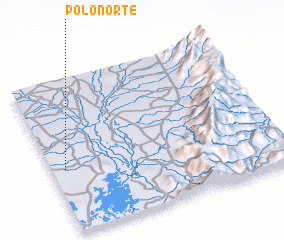 3d view of Polo Norte
