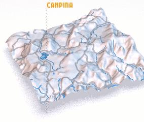 3d view of Campiña