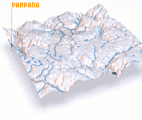 3d view of Pampana