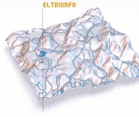 3d view of El Triunfo