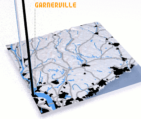 3d view of Garnerville
