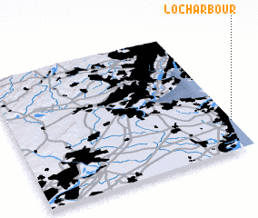 3d view of Loch Arbour