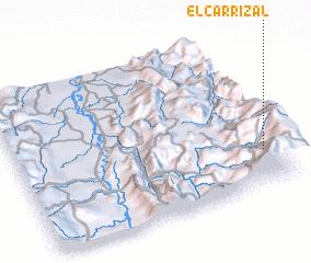 3d view of El Carrizal