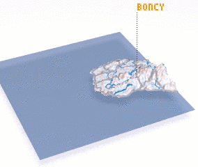 3d view of Boncy
