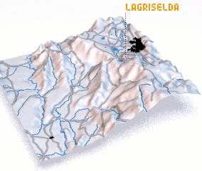 3d view of La Griselda