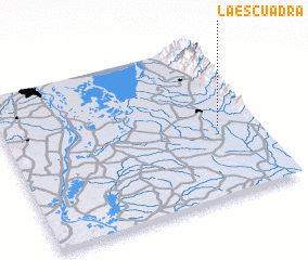 3d view of La Escuadra