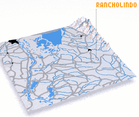 3d view of Rancholindo