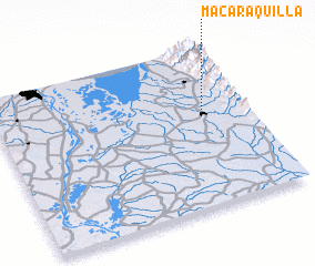 3d view of Macaraquilla