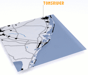 3d view of Toms River