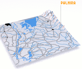 3d view of Palmira
