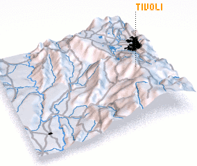 3d view of Tívoli