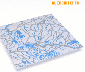 3d view of Nuevo Intento