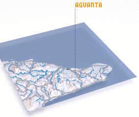 3d view of Aguanta