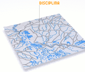 3d view of Disciplina