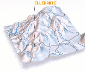 3d view of El Levante