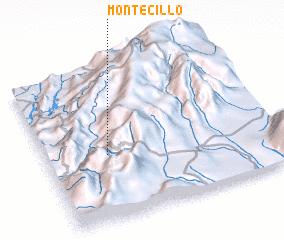 3d view of Montecillo