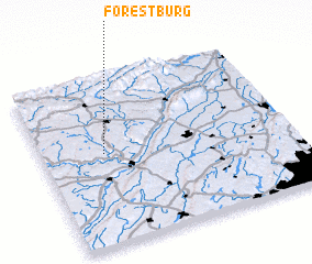 3d view of Forestburg