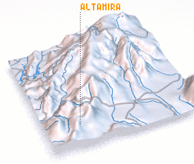 3d view of Altamira
