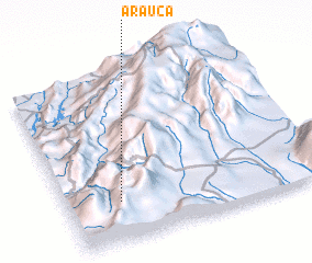 3d view of Arauca