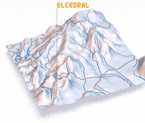 3d view of El Cedral