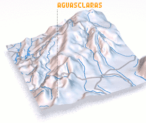 3d view of Aguas Claras