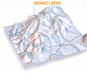 3d view of Aguas Claras