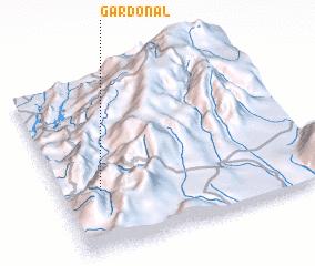 3d view of Gardonal