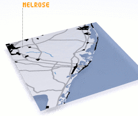 3d view of Melrose