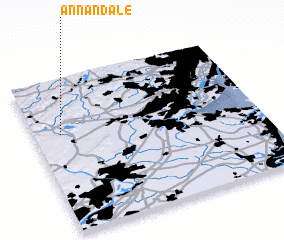 3d view of Annandale